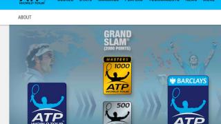 男子プロテニス協会 (ATP)